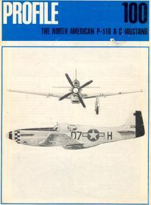 Aircraft Profile 100 - North American P-51B & C Mustang