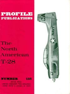 Aircraft Profile 155 - North American T-28 Trojan
