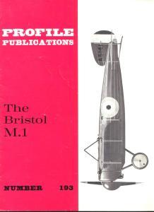 Aircraft Profile 193 - Bristol M-1