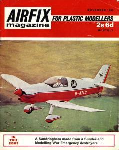 Airfix Magazine 1969 11