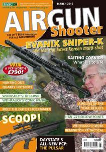 Airgun Shooter March 2015