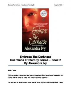 Alexandra Ivy - Guardians of Eternity 02 - Embrace The Darkness