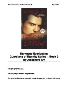 Alexandra Ivy - Guardians of Eternity 03 - Darkness Everlasting