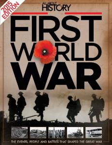 All About History Book of First World War 2015-Edition