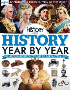 All About History Book of History Year by Year Vol.2