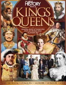 All About History Book of Kings & Queens 1-Edition