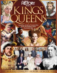 All About History Book of Kings & Queens 4-Edition
