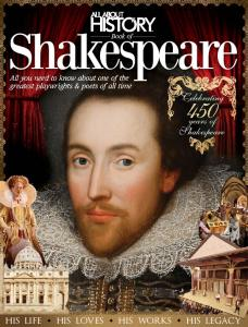 All About History Book of Shakespeare