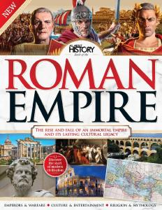 All About History Book of The Roman Empire 2016