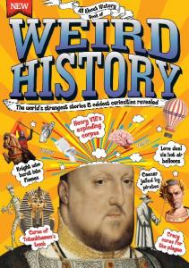 All About History Book of Weird History