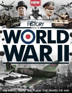 All About History Book of World War II 3-Edition