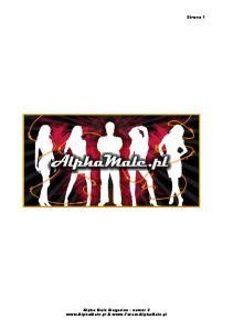 Alphamale magazine marzec 2008