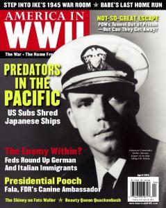 America in WWII 2013-03-04 April