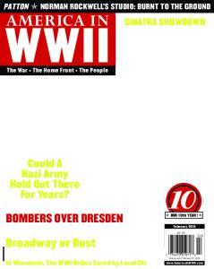 America in WWII 2015-01-02 February
