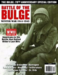 Americain WWII Special - Battle of the Bulge
