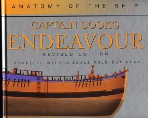 Anatomy of the Ship - Captain Cooks Endeavour. Revised Edition (2001)