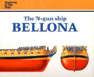 Anatomy of the Ship - The 74-gun ship Bellona (1989)