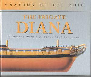 Anatomy of the Ship - The Frigate Diana (1987)