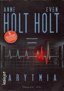 Anne Holt Even Holt Arytmia