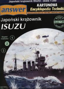 Answer - Kartonowa Encyklopedia Techniki 2005 Special 02 - IJN Isuzu