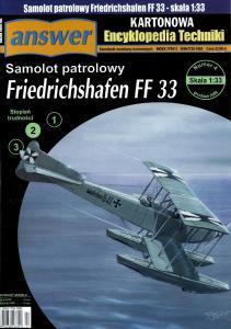 Answer - Kartonowa Encyklopedia Techniki 2006-04 - Friedrichshafen FF 33