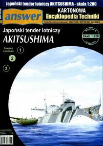 Answer - Kartonowa Encyklopedia Techniki 2010-04 - Akitsushima