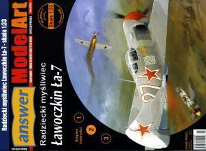 Answer - ModelArt 2006 Special 01 - Lawotschkin La-7
