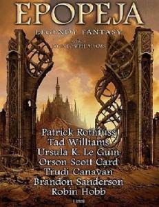 Antologia - Epopeja. Legendy Fantasy 2015 pdf