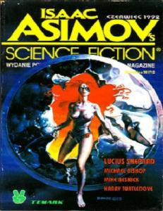 Antologia SF - Isaac Asimovs Science Fiction 06-1992