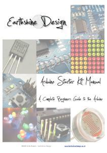 Arduino Starter Kit Manual-Mar2010