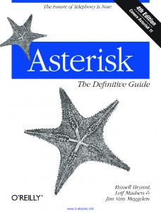 Asterisk- The Definitive Guide, 4th Edition