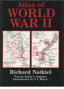 Atlas Of World War II