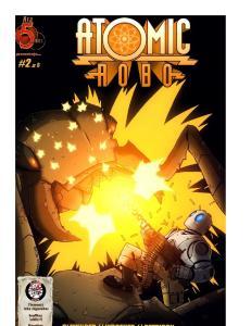 Atomic Robo 02 [TL][PL]