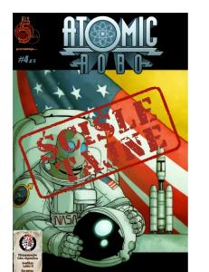 Atomic Robo 04 [TL][PL]