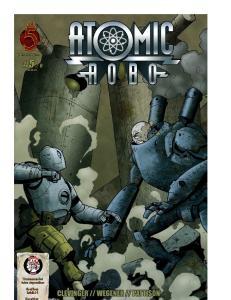 Atomic Robo 05 [TL][PL]
