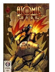 Atomic Robo 06 [TL][PL]
