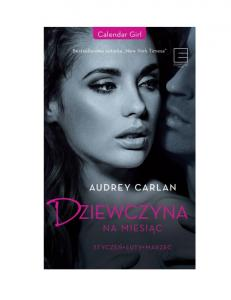 Audrey Carlan Dziewczyna na miesiac Styczen luty marzec (+18)