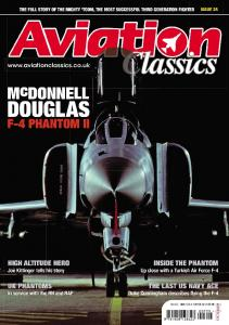 Aviation Classics 25 McDonnell Douglas F-4 Phantom II