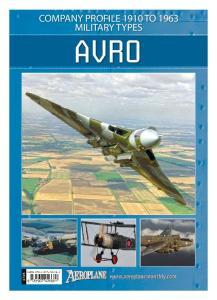 Avro Company Profile 1910 to 1963