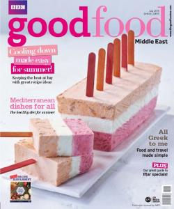BBC Good Food 2015-07 Middle East