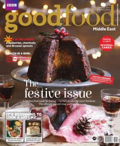 BBC Good Food 2015-12 Middle East