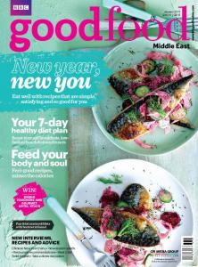 BBC Good Food 2017-01 Middle East