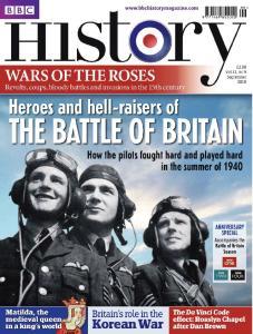 BBC History Magazine 2010-09