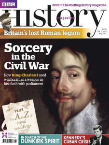 BBC History Magazine 2011-05