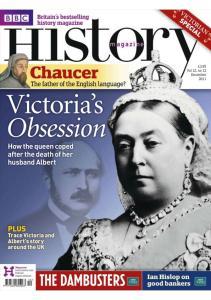 BBC History Magazine 2011-12