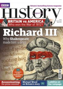 BBC History Magazine 2012-05