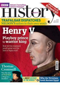 BBC History Magazine 2013-03