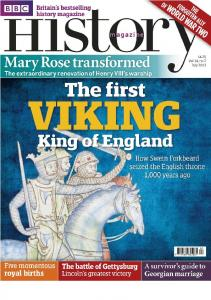 BBC History Magazine 2013-07