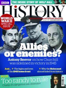 BBC History Magazine 2015-01