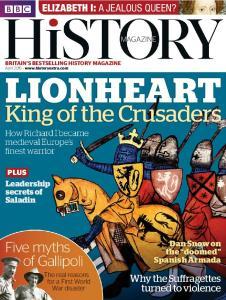 BBC History Magazine 2015-04